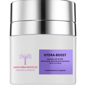 Hydra Boost helps to minimize the signs of Aginig - Nova Derm Institute