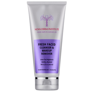 Fresh Faced Cleanser and Make-up Remover - Nova Derm Institute