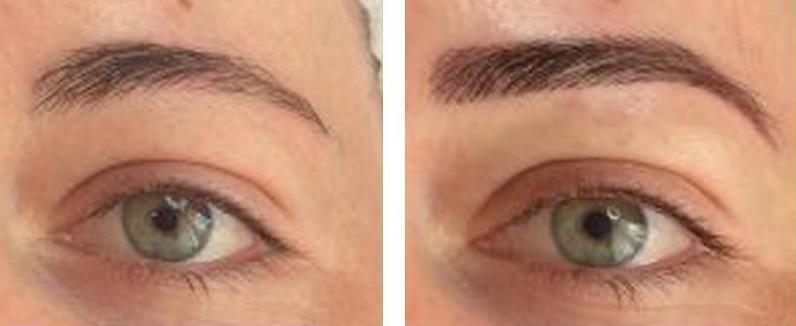 Star-dust-eyebrows